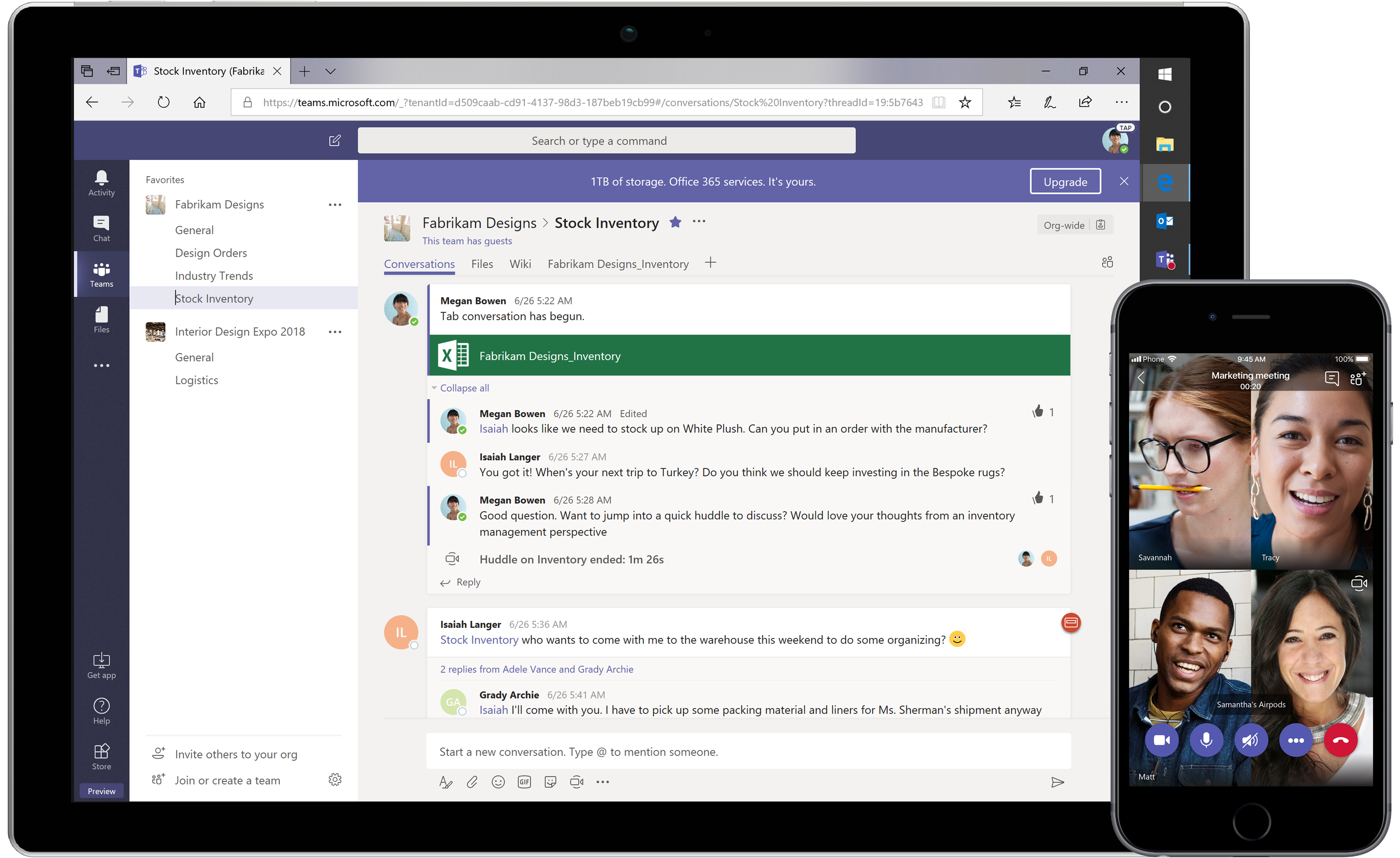 Microsoft Teams 5 Minute Friday