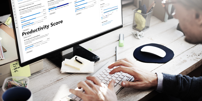 Measuring Office 365 Adoption with Productivity Score