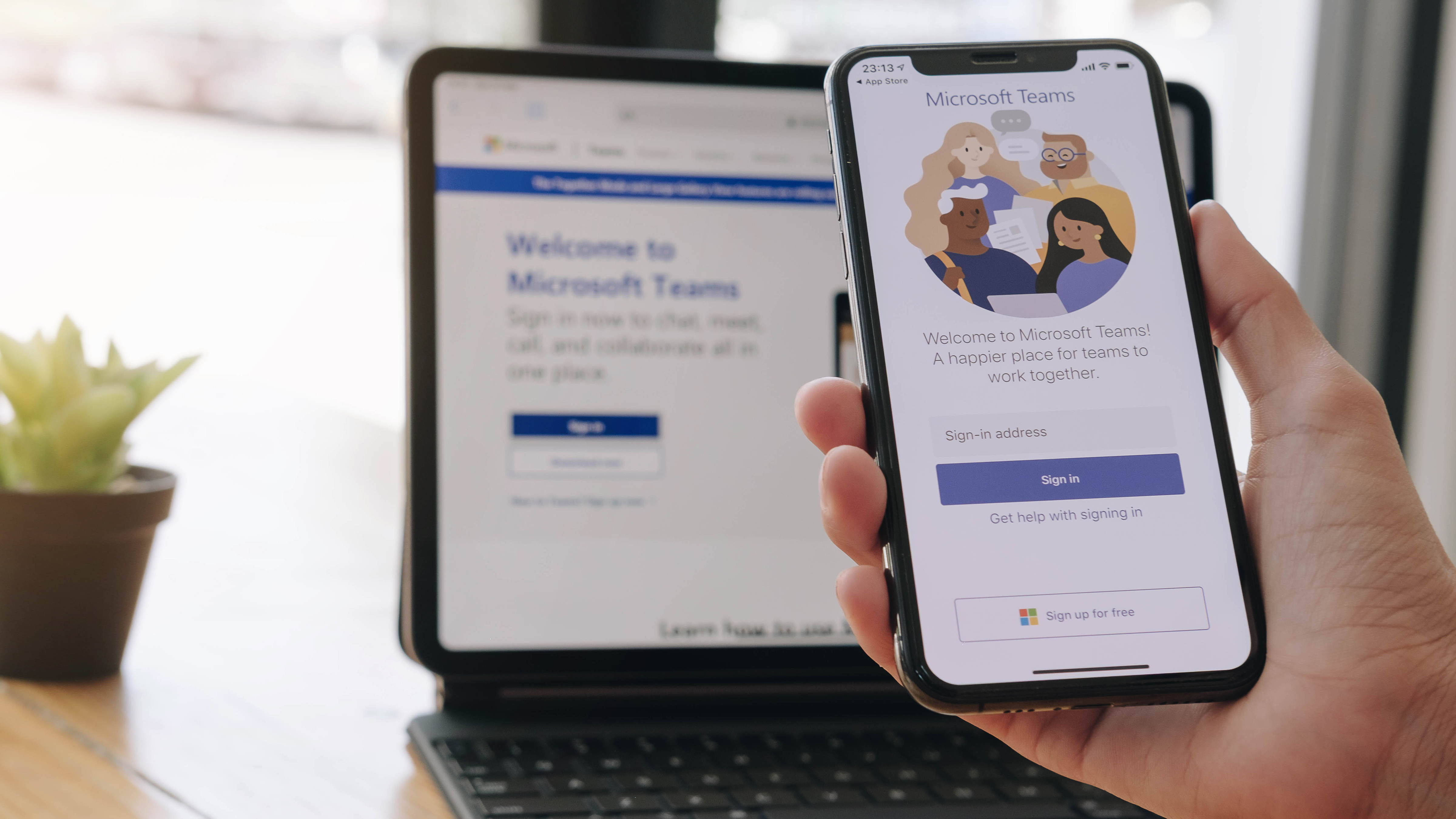 The Story of Why We Chose Microsoft Teams & Business Voice