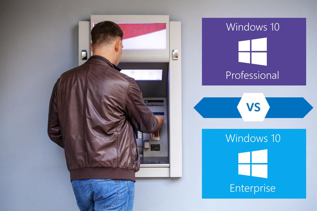 Windows 10 Pro vs Enterprise