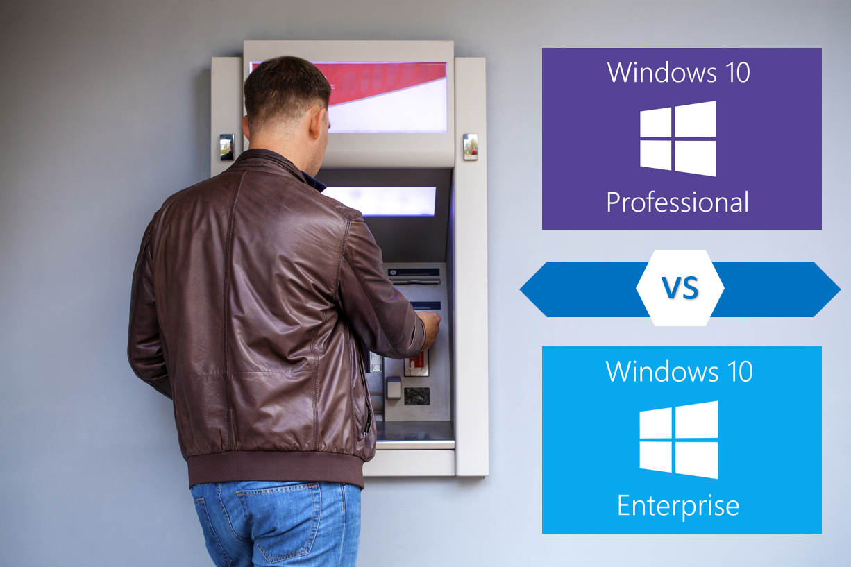 Windows 10 Pro vs Enterprise