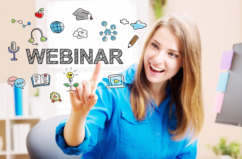 employees love webinars