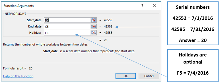 4 Simple Excel Date Functions You Should Know