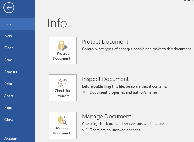 how to recover documents in word