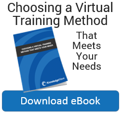 Download Free eBook: Choosing a Virtual Training Method that Meets Your Needs