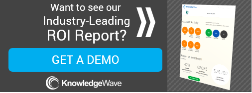 Request a demo to see our industry-leading ROI report