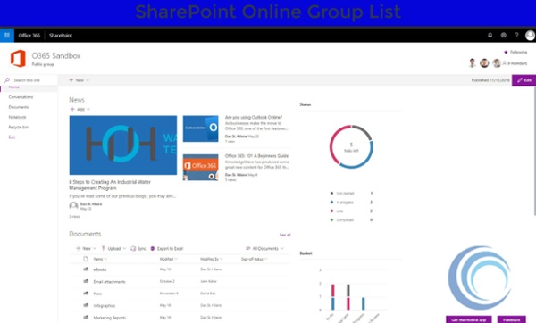 How to Connect a Form to a SharePoint List using Microsoft