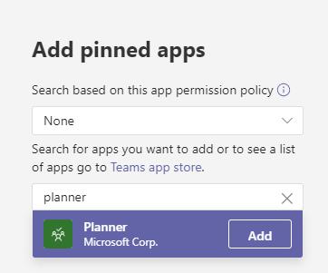Add pinned apps screen shot