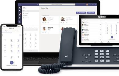 Microsoft Teams Business Voice