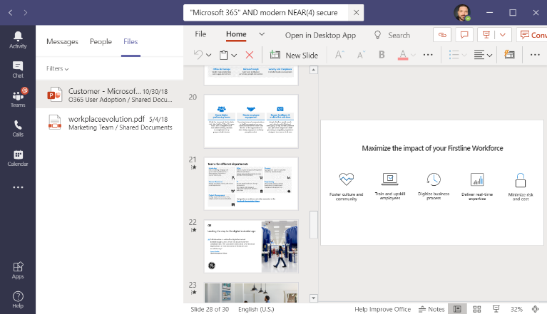 KQL Syntax in Microsoft Teams