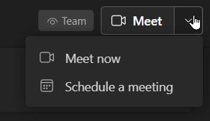 Microsoft Channel Meeting - Meet Now