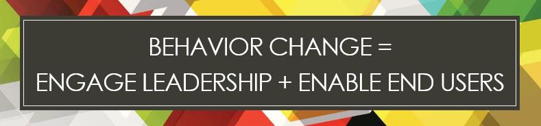 Microsoft Office 365 Behavior Change